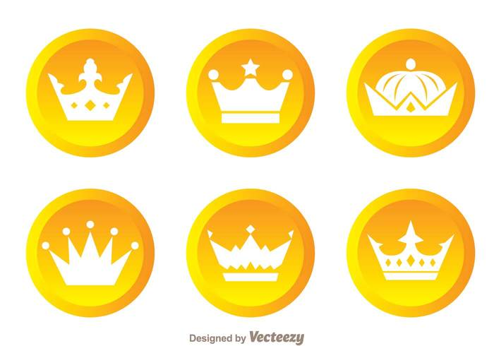 white shape royalty royal regal medal luxury logo king jewelry golden gold emble crowns crown logos crown logo crown icon crown coin circle award