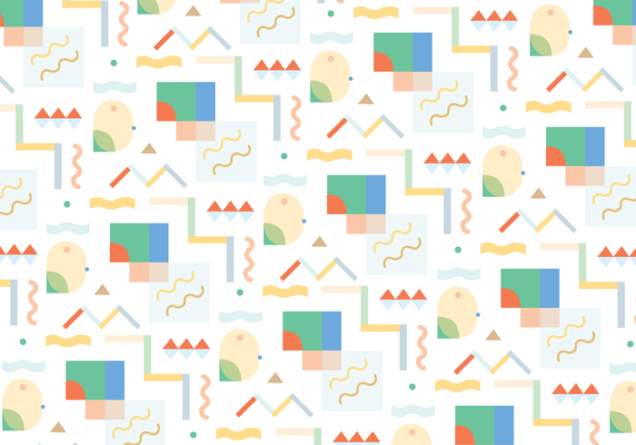 wallpaper seamless shapes seamless pattern ornamental lines linear geometric fun decorative deco background abstract pattern abstract 90s 80's