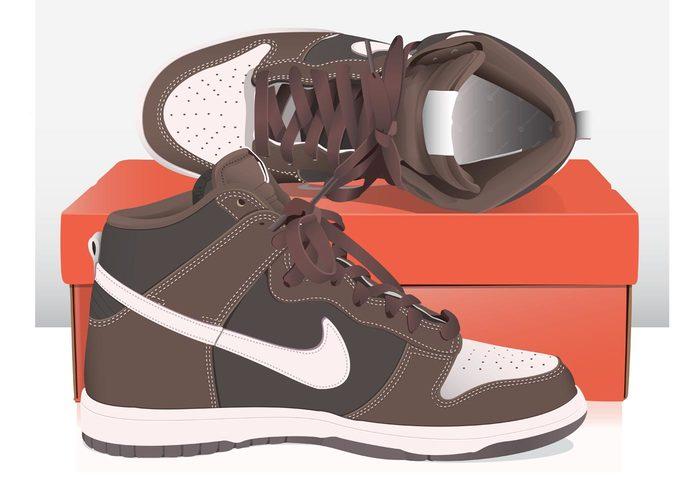 vintage swoosh sport retro orange Nineties nike+ NBA Jordan footwear equipment eighties cool basketball Basket shoes basket