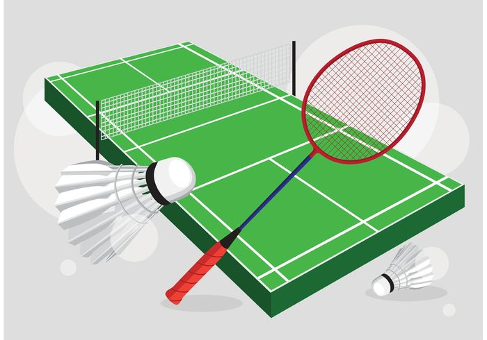Badminton court dimensions singles dating 9