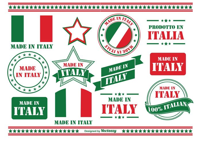 white warranty vector text tag symbol sticker stamp sign shop sell satisfaction sale rubber red quality product print post paper original mark made in italy made label italy labels italy badges Italy italian insignia ink illustration icon green genuine flag Europe emblem design country commerce certificate buy business badges italian badge background