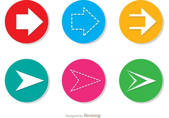 yellow violet up triangular triangle symbol sign right red purple previous pointer point play pink pictogram Orientation orange next navigation marker free vector sign pictograms flat down dot directional cursor button blue arrowheads arrow pictogram arrow app