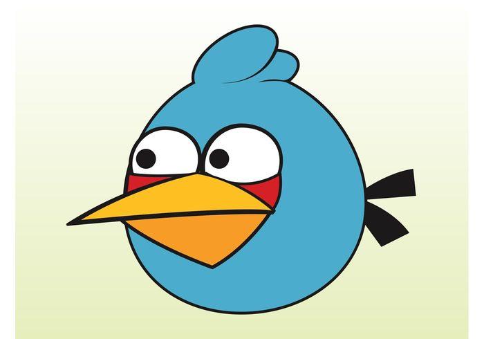 windows phone Windows tail rovio round ios gaming game Facebook eyes comic Chrome cartoon beak angry birds android