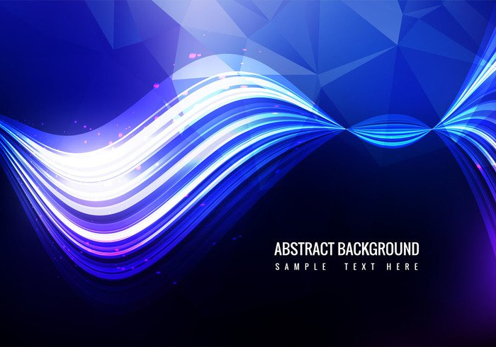 wave wallpaper template shining polygonal polygon modern logo background designs glowing geometric fondos colorful card background abstract