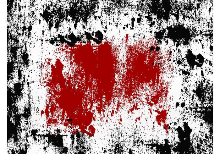 vector background textures splatter paint liquid horror grunge vector grunge gore effects drip distress blood