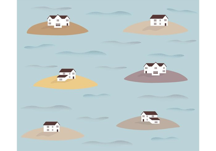 water wallpaper pattern islands background island wallpaper island pattern island house pattern island houses pattern houses house pattern house on island house background house home wallpaper home background