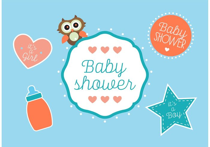 welcome sweet shower party owl newborn modern kid it's a girl it's a boy invitation happy greeting girl fun family decoration cute owl cute congratulation child celebrate cartoon card boy Born birthday birth bird baby shower owl baby shower baby arrival announcement animal adorable