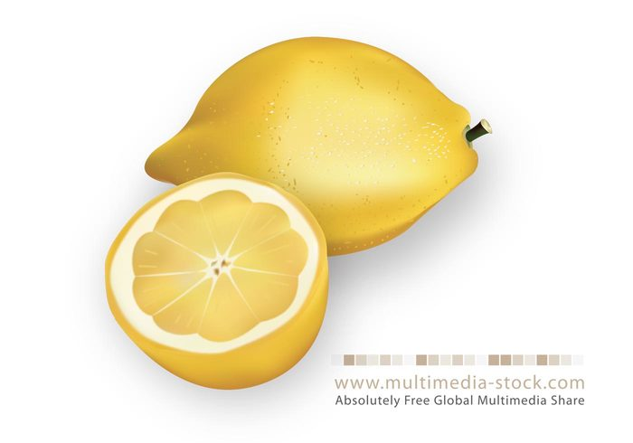 lemon food citrus