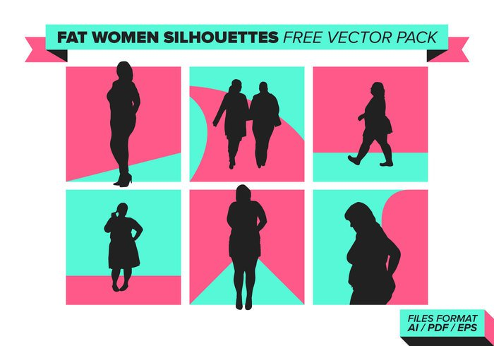 women woman white weight vector together thin thick stand sport silhouette person people Overweight obesity obese model man large isolated illustration Human heavy health girl friends form figure female fat women fat family exercises exercise Diet cutout couple complex body big beauty background Adult