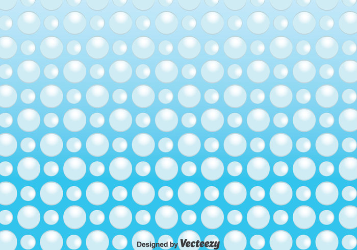 wrap shipping Safe packing Packet package bubble wrap bubble blue background