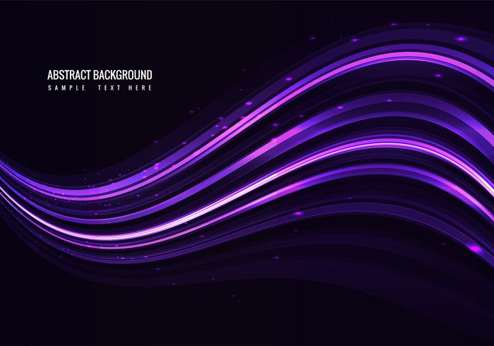 wavy wave wallpaper trendy template shiny purple abstract modern glowing fondos colorful card background backdrop abstract