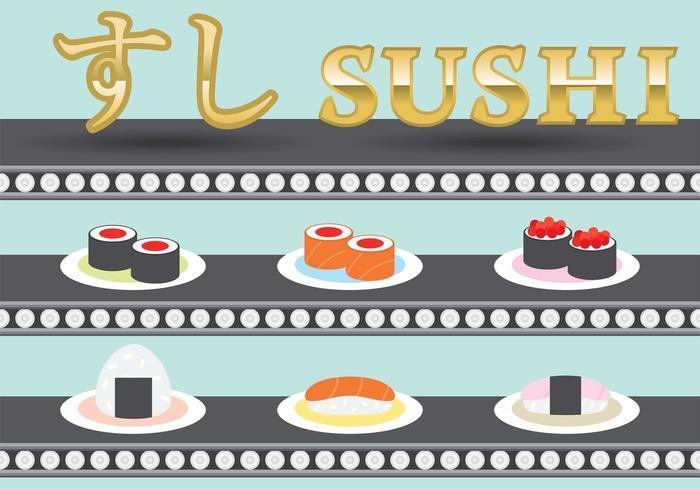 travel Tokyo sushi serving service Sashimi restaurant plate menu meal lunch Kyoto japanese food Japanese japan food fast food eatery eat dinner diner deliver Cuisine conveyor belts conveyor belt conveyor chopstick asia