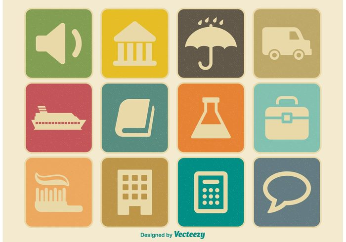 web vintage icons vintage umbrella icon truck icon trendy traditional template symbol stylish sign shape set retro icons retro old style old icons modern miscellaneous icons infographics infograph icons icon set hipster grunge design decorative cruise liner icon creative computer clipart classic building icon book icon antique aged abstract 70's