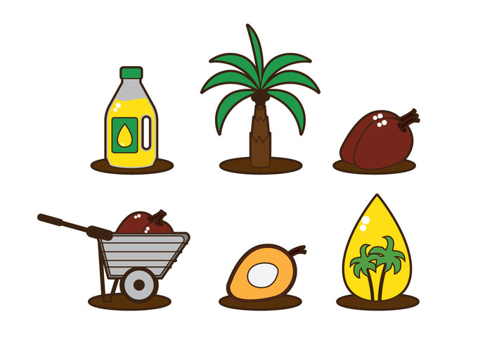 yellow vitamin tropilal tree simple seed resource raw palm oil outline oil nature natural material malaysia isolated industry indonesia icon harvest graphic fresh element drop design cooking commodity cholesterol cart brown bottle bold agriculture