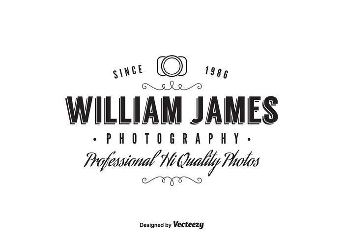 watermark Vintage Style text template tag stamp sign set retro quality professional premium photography photographer overlay logos logo template logo Lettering label insignia high quality headline embossed label embossed business card embossed emblem editable design customizable calligraphic brand banner badge