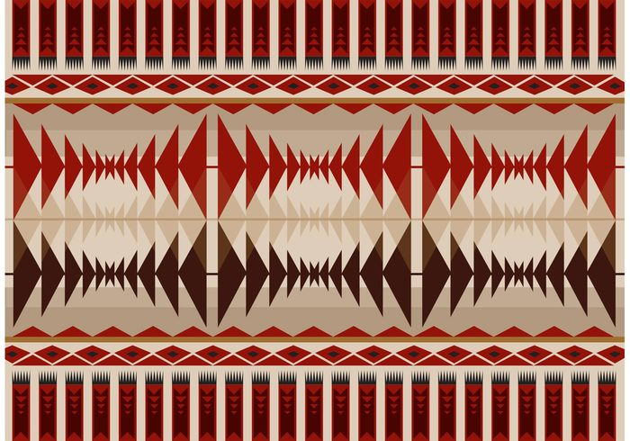 tribe tribal traditional red print pattern ornate ornament orange native american patterns native american pattern native mystic motif latin american indian graphic ethnicity design decorative decoration culture colorful border background artwork american
