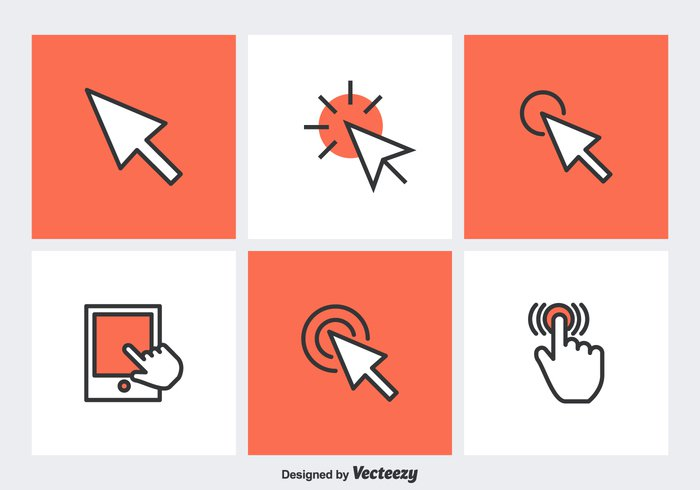www vector token template symbol style stroke stamp square sign shape set selection round quality press position pointer point pictogram outline mouse click mouse marker line label illustration icon graphic flat cursor creative concept computer click circle button black background art arrow app