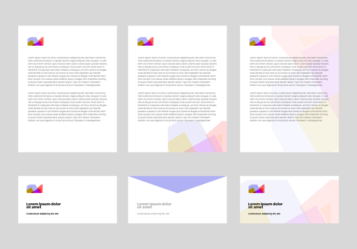 stationary profile office letterhead letter head design letter envelope employee corporate company assignment