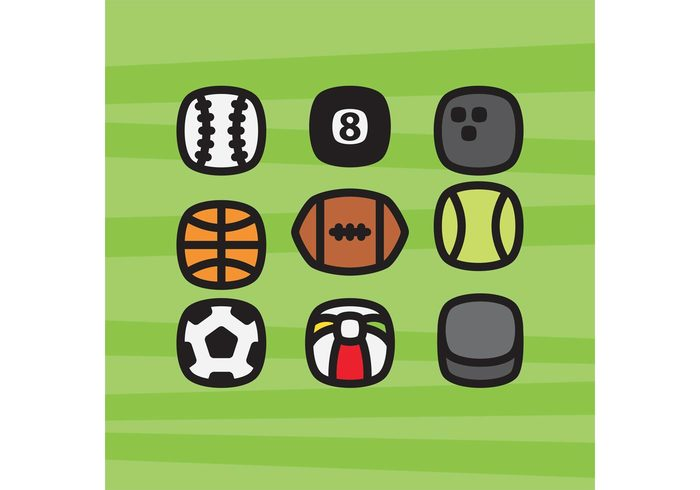 vector tournament tennis team symbol sports sport Softball soccer simple icons shooting set pool play league inventory interface illustration icons icon set vector icon set hockey graphic game football flat web icons flat icons flat competition colorful collection club Championship champion bowling basketball baseball ball