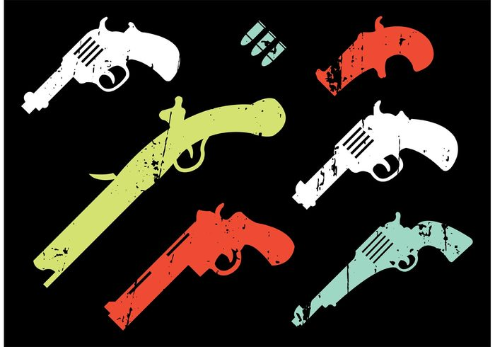 weapon war Trigger silhouette shot security police pistol icon pistol object murder military Kill handgun gun silhouette gun shapes gun shape gun icon gun collection gun grunge texture grunge Firearm fire Dangerous danger crime