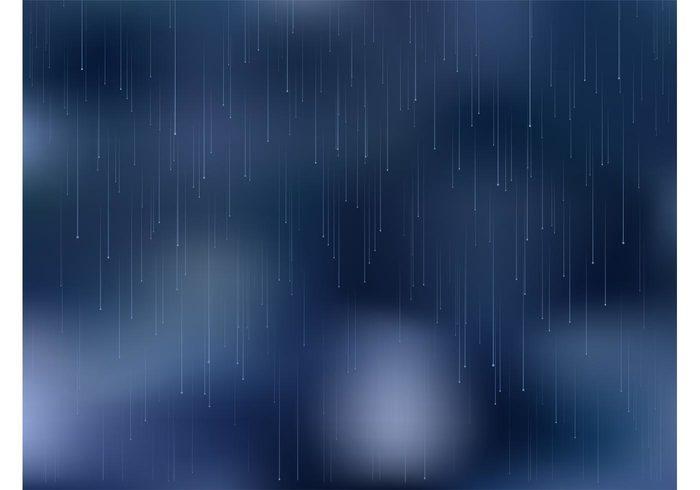 weather water wallpaper sky rainy raining raindrops night nature drops dark clouds climate blurry blur background