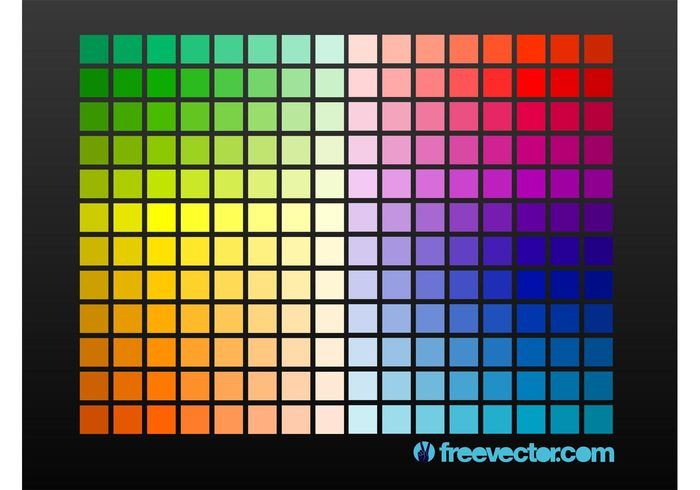 wallpaper squares grid gradients geometric shapes decorations colors colorful background abstract
