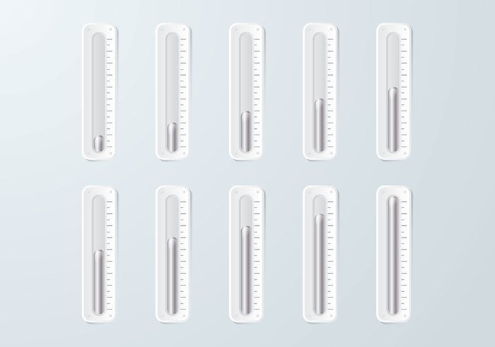 winter white weather warm vertical thermometer temperature symbol summer silver shiny set season science scale Rising object number Meteorology Mercury medicine medical measurement measure isolated instrument indicator icon hot high heat health growth graphic goal thermometer goal glass fahrenheit equipment degree control coldness cold climate celsius background