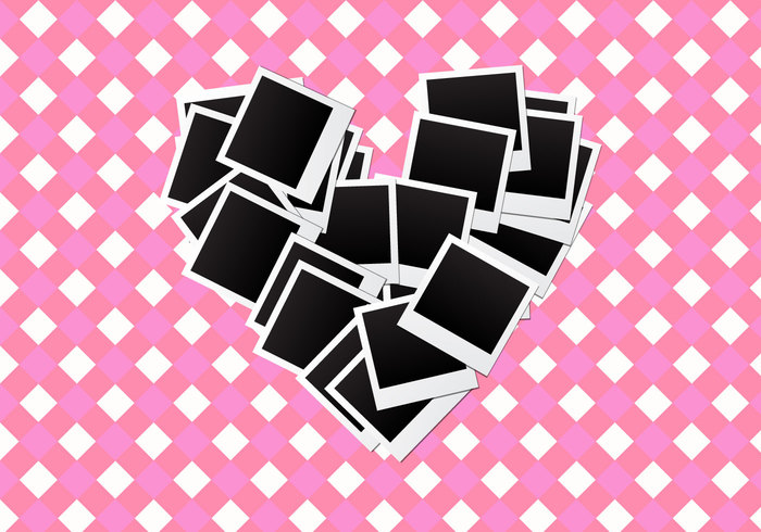 white wallpaper vector style shape set retro print poster pile photography photo collage photo paper page old montage love instant holiday heart frame document design decoration Concepts composite clip card camera blank black birthday anniversary album