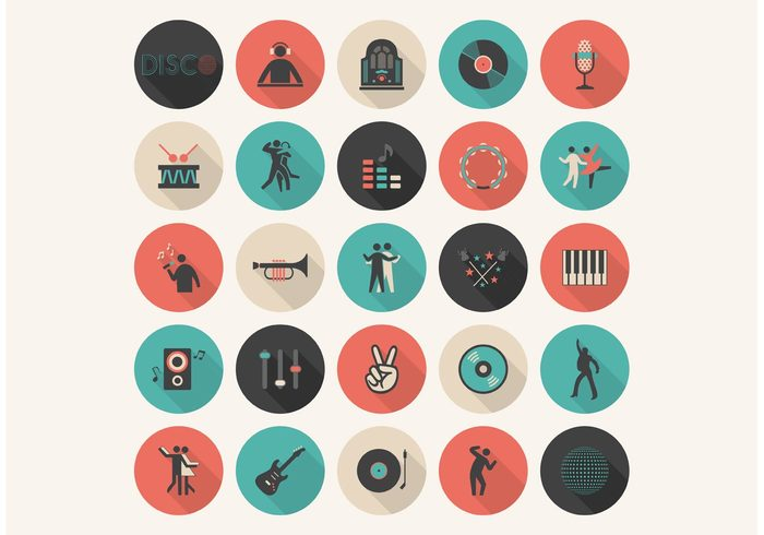 xylophone vinyl vector trumpet trend Tambourine symbol sound Song sign shadows roll rocks rock pictogram piano percussion notes note musical music minimalistic minimal microphone Loudspeakers jukebox instruments instrument icons icon guitar flat equalizer entries earphones drum design dance couple concert colorful club classical CD cassette baffles