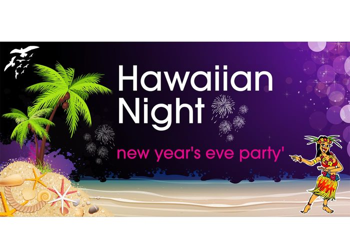 hawaiian night party background 141627 welovesolo. Black Bedroom Furniture Sets. Home Design Ideas
