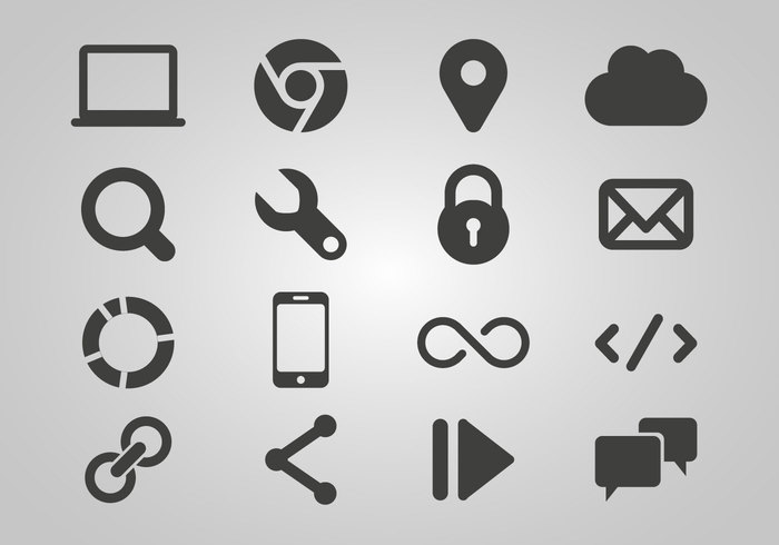 www world web video talk symbol static spread sign share set seo search results rate play pictogram network magnifying glass Link labtop internet icon set icon graphic graph fix find design coding chat black