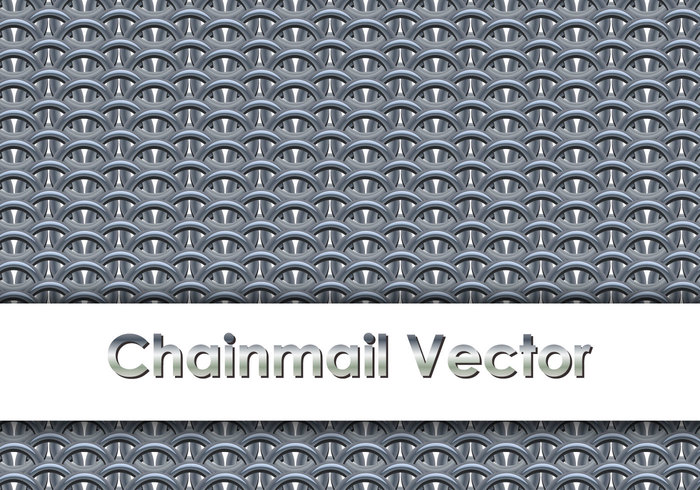 white weaving wallpaper vector tile square simple silver shape seamless ring repeat polished pattern ornate ornament monochrome modern mechanical luxury chainmail