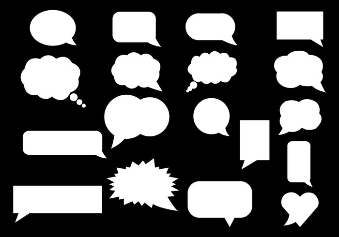 white speech bubble white voice vector variation top template Synergy style speech speaker shout sharing shadow Organization meeting media isolated illustration effort dialog design decoration curve concept community callout business bubble blank banner background