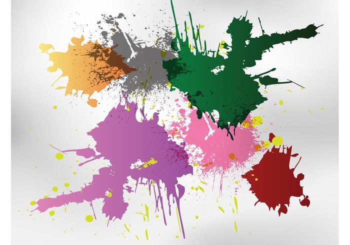 textures stains spray splatter splash painting paint liquid ink grunge graffiti free backgrounds drip Blends