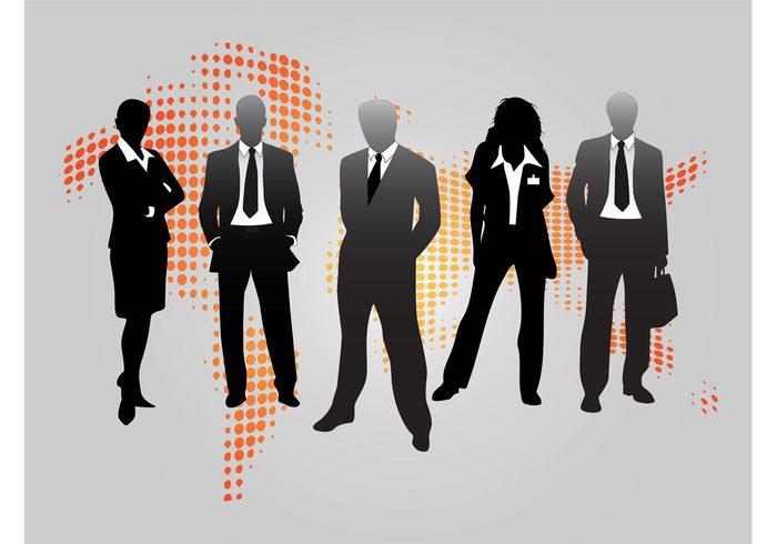 world work women office men map Corporation corporate company Career businesswoman Businessperson Business man