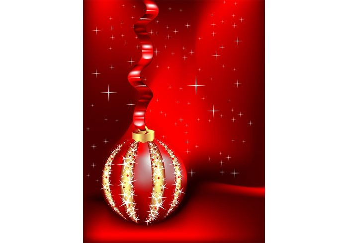 Xmas decoration winter star red radiant presents Noel holidays gradient Giving gifts festive December colorful christmas