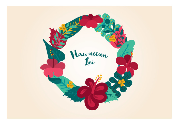 wreath wedding vintage vector vacation tropical Tropic tree travel Tahiti summer stylish spring retro relax Rainforest poster plant pink paradise palm old fashioned lei leaf jungle island invitation illustration hibiscus hawaiian lei Hawaiian hawaii graphic Garland forest foliage floral exotic element design decoration colorful coconut card blossom blooming bloom beach art aloha