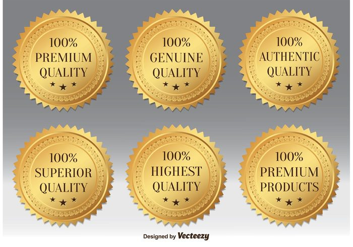website web vector template symbol sticker sign set sale round reflection radial quality badge quality promotional badges promotional promotion plate metal medal label isolated icon guarantee graphic golden badges golden gold badge gold emblem element design Consumer collection clean circular circle certificate button business bright badge