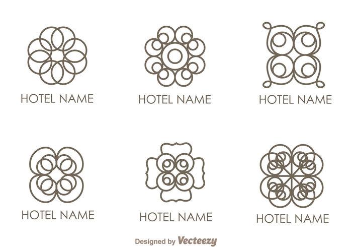 symmetric symbol shape resort logo resort outline logo line hotels logos hotels logo icon hotels logo hotel logo hotel gray business logo