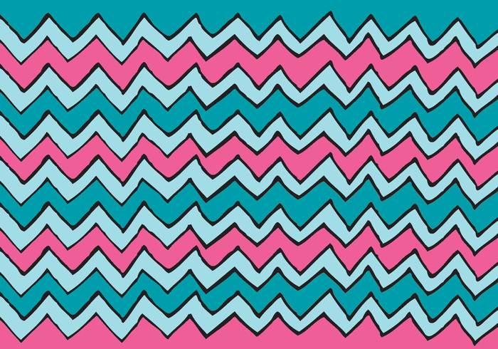 yellow pattern lines horizontal geometric fun color chevron pattern chevron brighten bright bold blue abstract