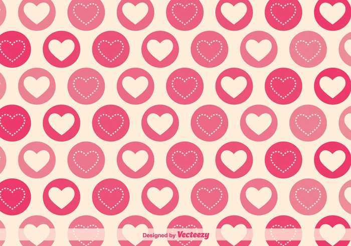 youth wrapping wallpaper vintage valentines day valentine tile texture Textile stylish repeating pink pattern paper ornament lovely love holiday heart geometric fashion fabric decorative cute cover background backdrop artistic