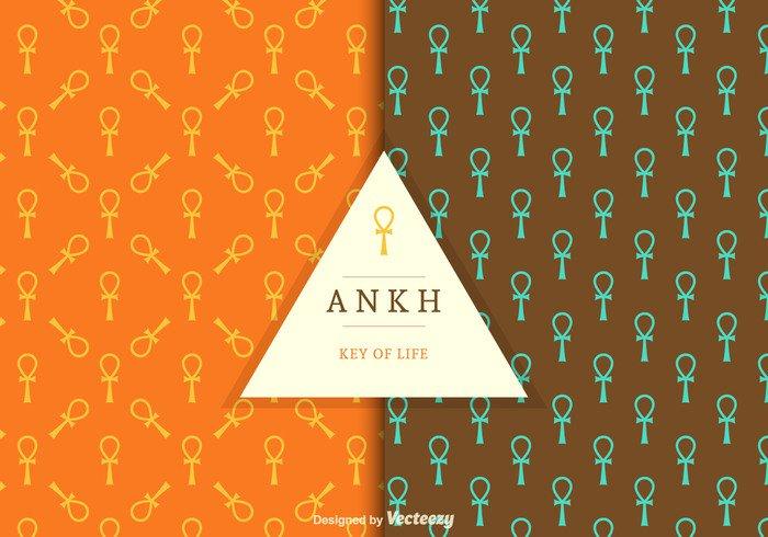 vector texture symbol sign seamless religious religion pyramid Pharaoh pattern old life key of life key icon historic hieroglyphic hieroglyph ethnic EPS egyptian egypt decoration cross colorful background artwork art Ankh ancient