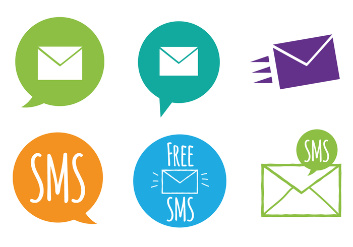 telephone technology speech sms icons sms icon sms phone network mobile message mail icon mail icon free font flat envelope email icon email colorful color chat bubble
