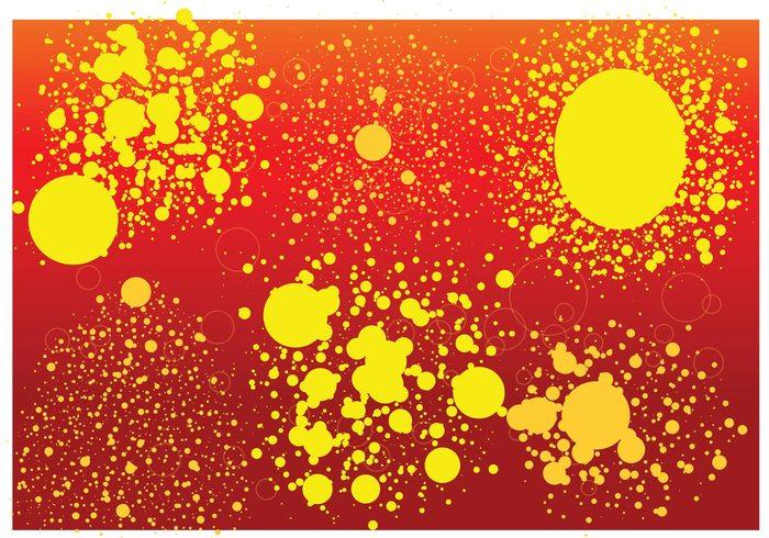wallpaper urban trendy texture splat splashing splash painting paint modern grunge creative Colourful color circle card bubble Blot blob background