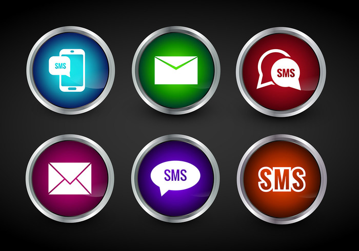 symbol sms icons sms icon sms smartphone send internet icon e-mail contact concept business