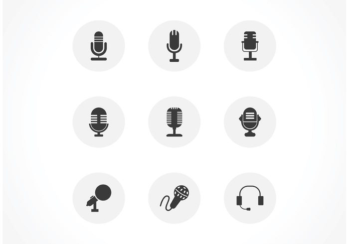 vocal vintage vector technology symbol Studio speech Sing sign show set rock retro record radio show radio pop podcasting podcast pictogram old music multimedia mike microphone mic media journalist isolated Interview icon element design clipart classic broadcasting broadcast audio