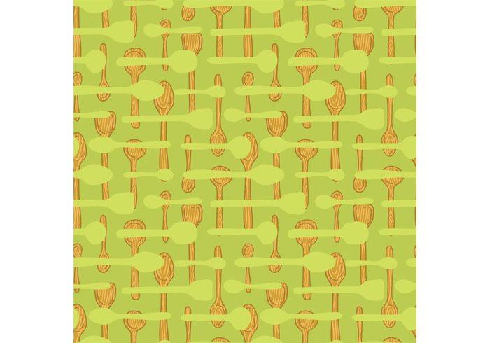 wooden spoon pattern wooden spoon wooden wallpaper utensil spoon pattern spoon seamless pattern kitchen pattern kitchen cooking pattern cooking