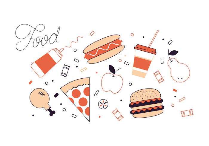 Free Food Vector 125733 Welovesolo