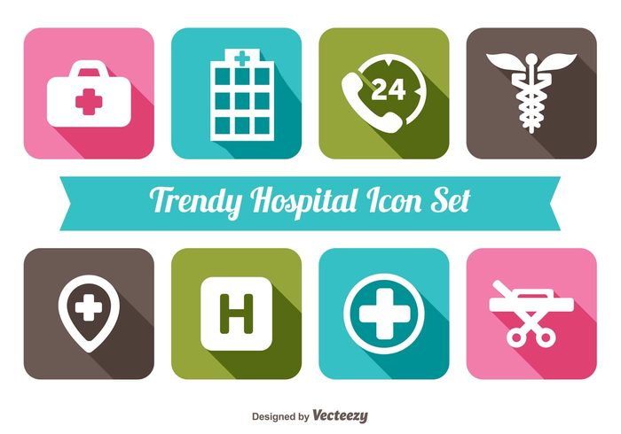 white trendy symbol stamp square icons square sign shape shadow set quality medicine medical icon medical mark long shadow long label icon set icon house hospital icon hospital hopspital icons home health geometric flat Dr doctor diagnostics cross colorful button blue badge app