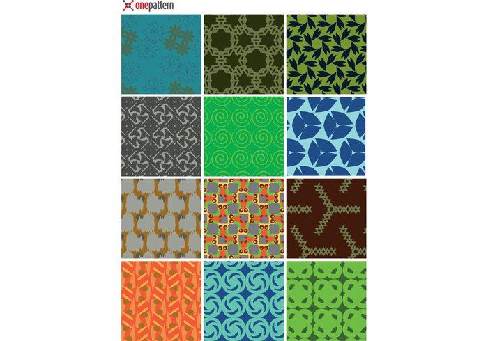 wallpaper tile texture Textile Surface stylish striped set series seamless pattern motif lot line fabric circle background backdrop